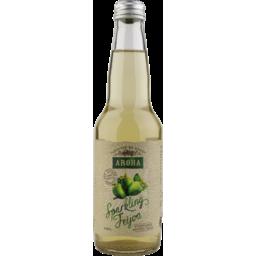 Photo of Aroha Sparkling Feijoa Fruit Drink 330ml
