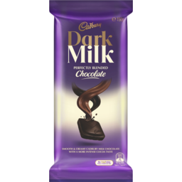 Photo of Cadbury Dark Milk Perfectly Blended 150g