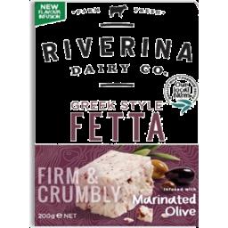 Photo of Riverina Dairy Co. Fetta Greek Style Chilli Salsa 200g