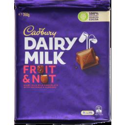 Photo of Cadbury Dairy Milk Fruit & Nut 350g