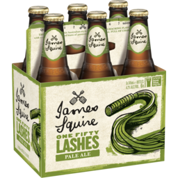 Photo of James Squire One Fifty Lashes Pale Ale Bottles