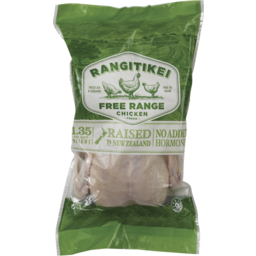 Photo of Rangitikei Free Range Chicken 1.35kg