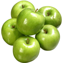 Photo of Apples Granny Smith Paper Bag