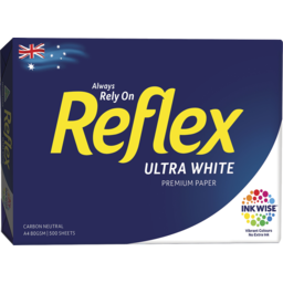 Photo of Reflex Ultra White Carbon Neutral A4