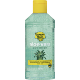 Photo of Banana Boat Aloe Vera Gel 250g