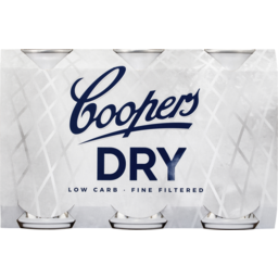 Photo of Coopers Dry Cans