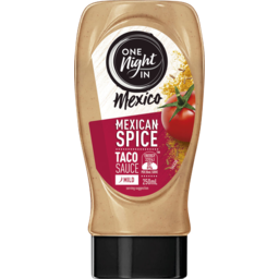 Photo of One Night In Mexico - Mexican Spice Taco Sauce 250ml