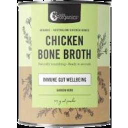 Photo of Nutra Organics - Chicken Broth Herb - 125g