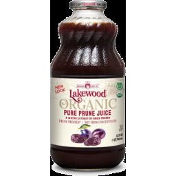 Photo of Lakewood Organic Prune Juice