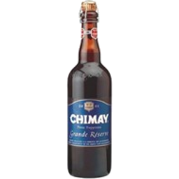Photo of Chimay Blue 750ml
