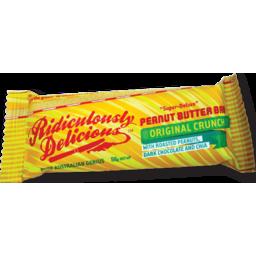 Photo of Ridiculously Delicious Pb Bar Original Crunch 50g