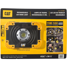 Photo of Cat 1100 Lum Rechargable Worklight
