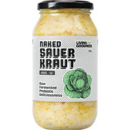 Photo of Living Goodness Naked Sauer Kraut 500g