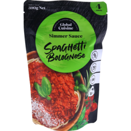 Photo of Diron Global Cuisine Sauce Spaghetti Bolognaise 390g