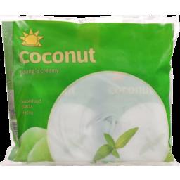 Photo of Amazonia Frozen Pulp Coconut 4 X 100g