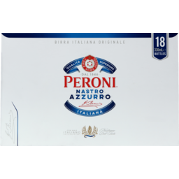 Photo of Peroni Beer Nastro Azzurro 18 Pack X 330ml
