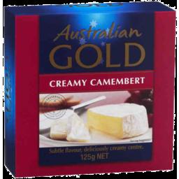 Photo of Australian Gold Long Life Camembert 125gm