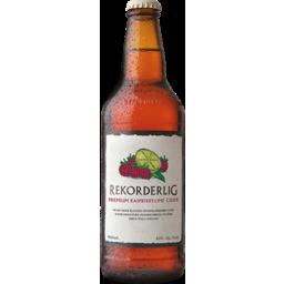 Photo of Rekorderlig Raspberry & Lime 500ml