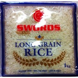 Photo of Swords Long Grain Rice 1kg