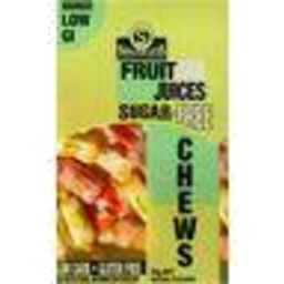Photo of Citrus Fruit Juice Chews 70g