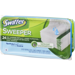 Photo of Swiffer Sweeper Wet Mopping Refills - 24 Ct