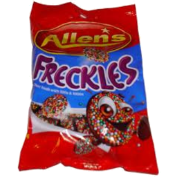 Photo of Allens Freckles 120gm