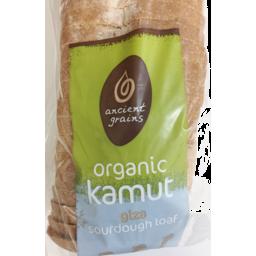 Photo of Ancient Grains - Kamut Sourdough Loaf
