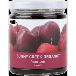 Photo of Sunny Creek Organic Plum Jam
