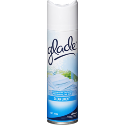 Photo of Glade Clean Linen Aerosol 200gm