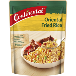 Photo of Continental Oriental Fried Rice Serves 4g