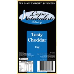 Photo of Cape Naturaliste Tasty Cheddar 1kg
