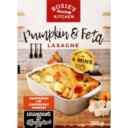 Photo of Rosie's Kitchen Meal Pumpkin & Feta 350g