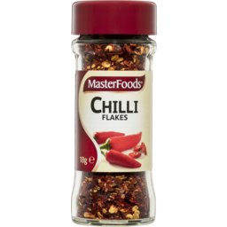 Photo of Masterfoods Chilli Flakes 18g