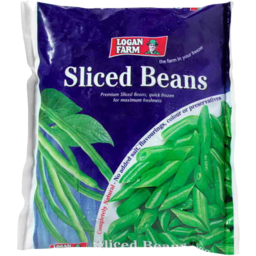 Photo of Logan Farm Sliced Beans