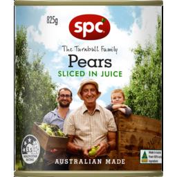 Photo of Spc Pear Sliced In Juice 825g