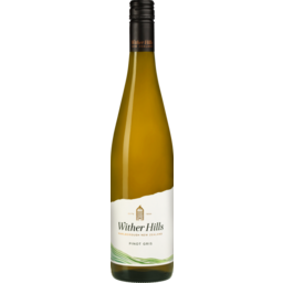 Photo of Wither Hills White Wine Pinot Gris 750ml