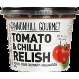 Photo of Cannonhill Tomato Chilli Relish 280g