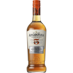 Photo of Angostura 5yo Caribbean Rum