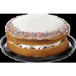 Photo of Mr Donut White Iced Sponge