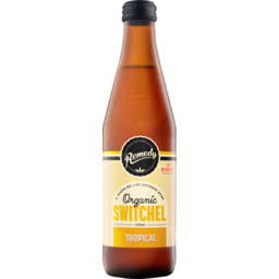 Photo of Remedy Switchel Tropical Org 330ml