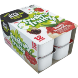 Photo of Fresh n Fruity 40% Less Sugar Yoghurt Boysenberry,Raspberry & Strawberry 12 Pack