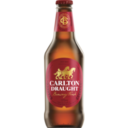 Photo of Carlton Draught 375mL Bottle