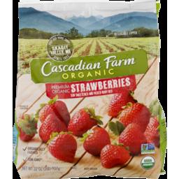 Photo of Cascadian Farm® Organic Strawberries 32 Oz Bag