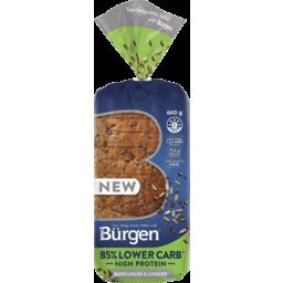 Photo of Burgen Low Carb 85% 700gm