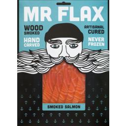 Photo of Mr Flax Salmon Smoked 100g
