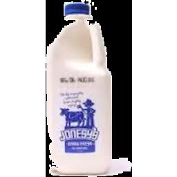 Photo of Jonesy's Full Cream Milk 2 litre