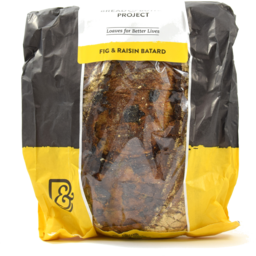 Photo of Bread and Butter Project Sliced Fig Raisin 700g
