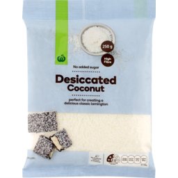 Photo of WW Coconut Fine Desiccated 250g