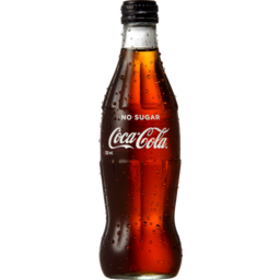 Photo of Coca Cola No Sugar Bt 330ml