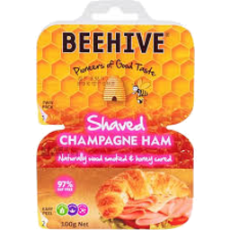 Photo of Beehive Shaved Champagne Ham